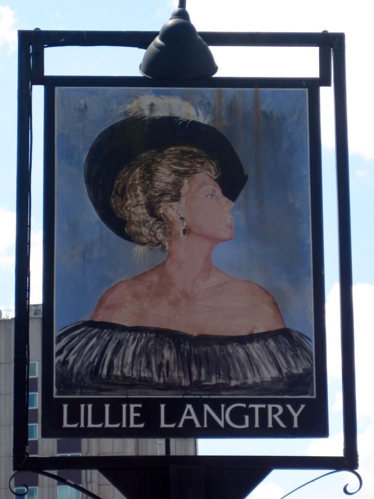 Lillie Langtry – the Talk of London